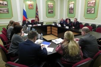 Заседание Коллегии Контрольно-счетной палаты Брянской области, 17.12.2019